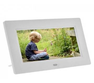 Digital Photo Frame 8 inch With Remote Mp3/Mp4 Supported
