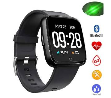 CARPRIE Y7 Smart Watch Waterproof Blood pressure pedometer Original