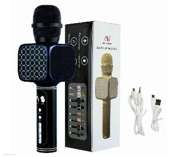 YS-05 Microphone Sound Changing Microphone Wireless Bluetooth Connection Mobile Phone Karaoke Microphone