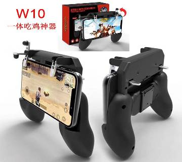 W10 PUBG Game Controller for Mobile Phone