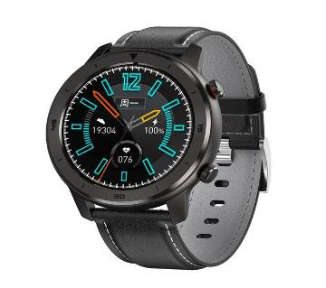 DT95 Smart Watch Blood Pressure Oxygen Monitor IP68 Waterproof Full Touch Screen Long Standby Time