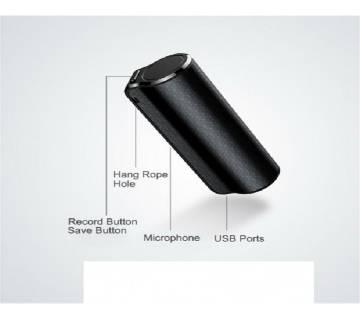 Q70 Mini Voice Recorder 8GB USB Waterproof 40 days continuous Recording