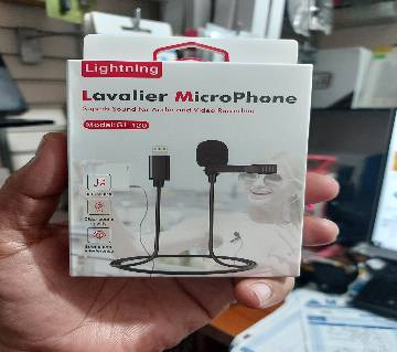 Lavalier Microphone For iphone