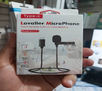Lavalier Microphone For Type-C