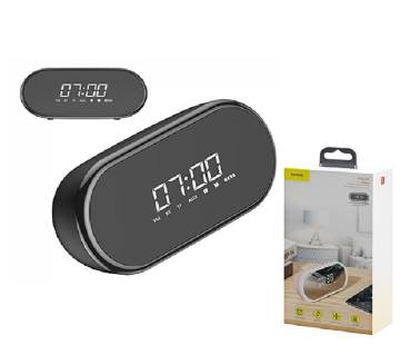 Baseus Encok E09 Wireless Speaker With Alarm FM Radio