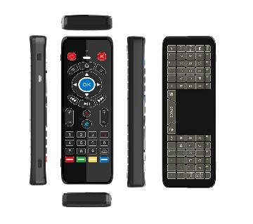 T16 Plus Air Mouse 2.4GHz Wireless Remote Control IR Learning