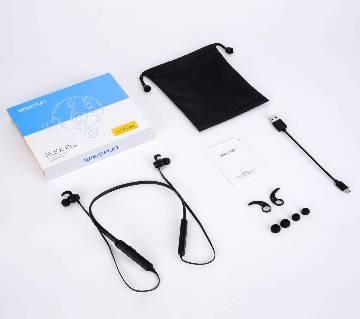 Wavefun Flex Pro Fast Charging Bluetooth Earphone Wireless-Black