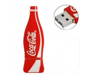 coca cola বটল শেপ 64GB পেনড্রাইভ