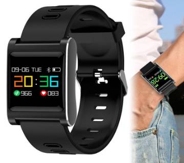 Volemer K88 Plus Smart Watch Color Monitor Water-Proof - Original
