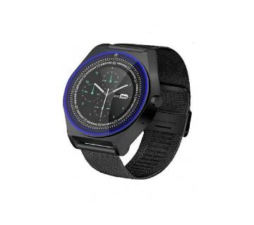 N9 Smartwatch Mobile Sim Supported Metal Body Pedometer with Camera