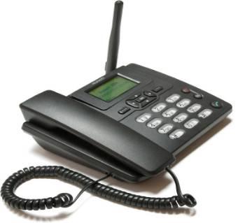 Huawei ETS 3125i Land Phone Single Sim FM