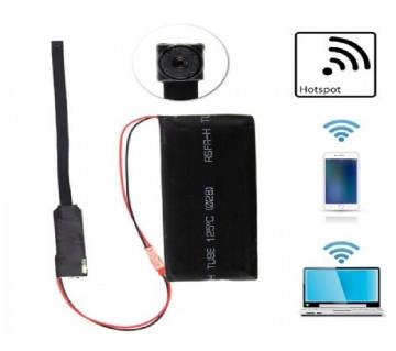 Mini Wireless WiFi Button Camera DIY Module P2P Network Camera For iOS Android