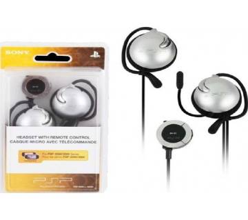 Sony Control system PSP Earphone with Mic for Mobile and PC