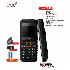 Digo P241 Power Bank Mobile 7500mah