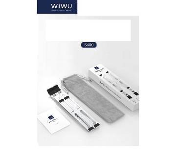 """WIWU S400 LAPTOP STAND ADJUSTABLE TABLET FOR 10"""" TO 17"""""""