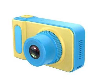 Kids Camera Mini Digital Camera 2 inch Display Rechargeable Battery