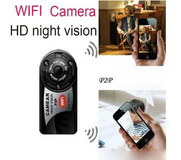 Q7 mini Wifi IP Camera for live video