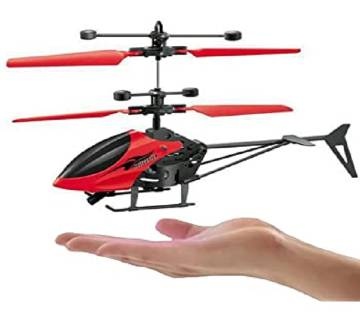 Aircraft With Sensor Hand induction Aircraft Sensor Rechargeable RC Helicopter