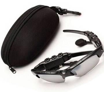 Bluetooth Headphone Sunglasses MP3 Player