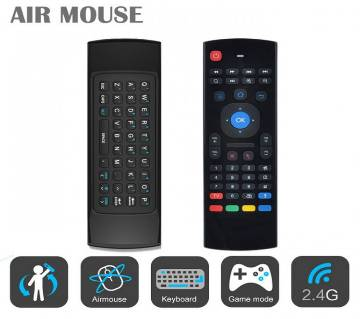 MX3 Wireless Air Mouse Remote Control