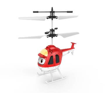 Flying helicopter JY-8191