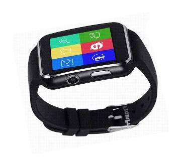 X6 Smartwatch Phone Carve Display