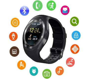 Y1x Smartwatch Heart Rate And Blood Pressure Motion Sensor Touch