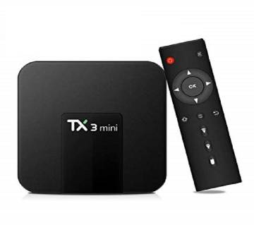 TX3 Mini Android 7.1 4K TV BOX 2GB/16GB