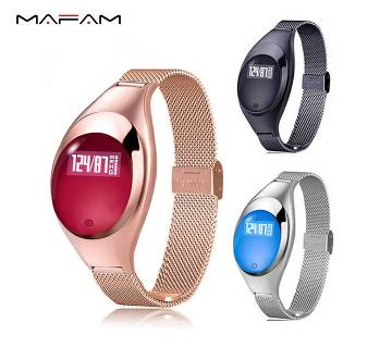 Z18 Woman Bracelet Blood Pressure Heart Rate