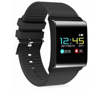 X9 Pro color Touch Screen Blood Pressure Monitor smart watch- simless