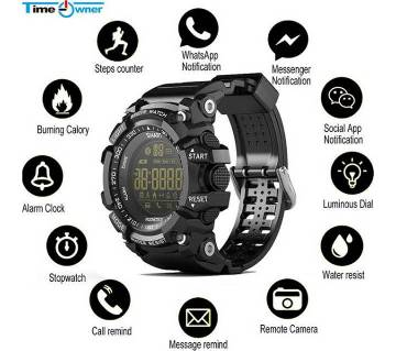 EX16 Smart Watch Bluetooth Gear Waterproof