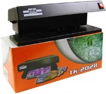 TK-2028 Fake Note Detector Machine