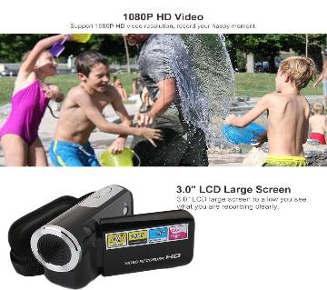 Kids Mini Handy Video Camera 4x Digital Zoom HD 720P Night Vision Recording Digital Video Camera