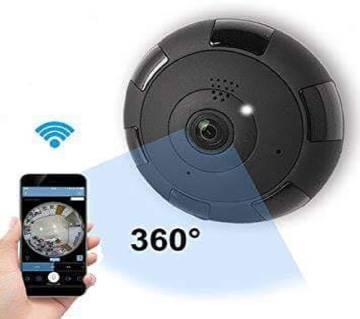 Panoramic V380 Wifi Camera Night Vision 360 Degree