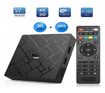 HK1 Mini Android TV Box 2GB RAM 16GB ROM