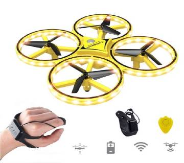 Kids Finger Gesture Control Toy Helicopter 2.4G Remote Control