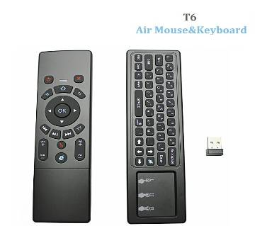 T6 Air Mouse With Touch keyboard