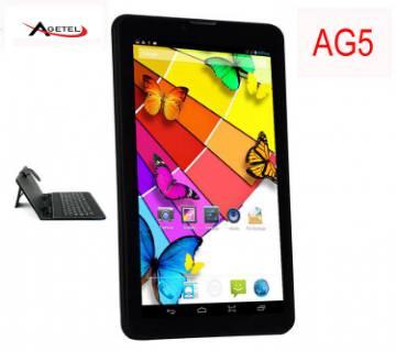 Agetel Tablet Pc 1GB RAM 8GB Storage 5MP Camera Dual Sim