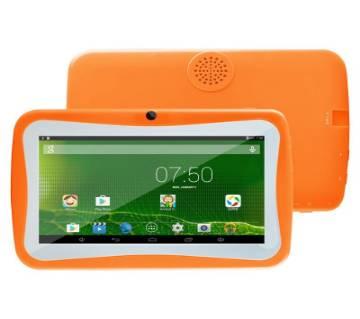 E89 Kids Wifi Tablet pc 1GB RAM Dual Camera Free Cover