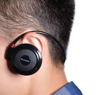 Mini 503 Bluetooth Headset FM + Memory card