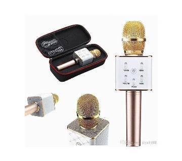 Q7 Microphone Bluetooth Speaker