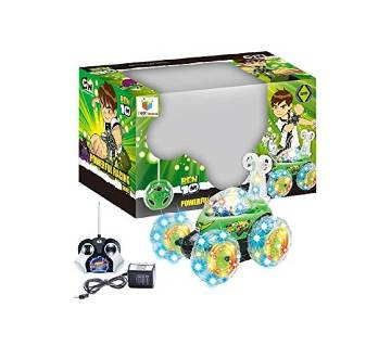 Ben 10 Car Remote Control rechargeable 360 Degree