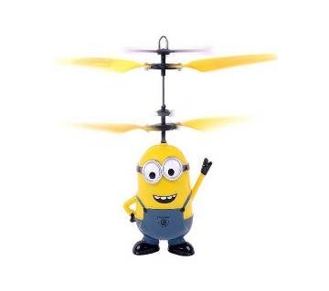 Flying Toy Despicable Me 3 Minion Induction Control Aircraft