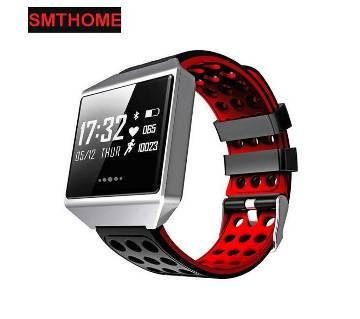 CK12 Smart Watch PMOLED Blood Pressure Monitor watch