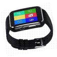 X6 smart Watch Sim & Bluetooth connected Curve Display