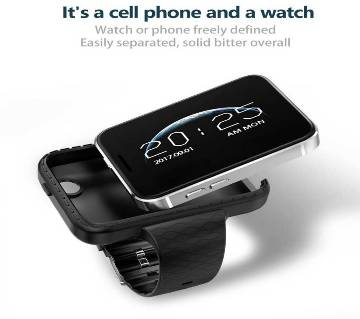 i5S Sim Supported Smartwatch Phone MP3/MP4 Supported