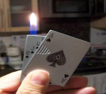 Card Gas Lighter