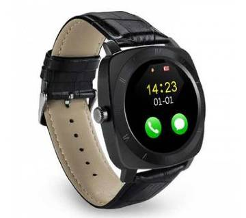 X3 Smart Mobile Watch SIM Supported