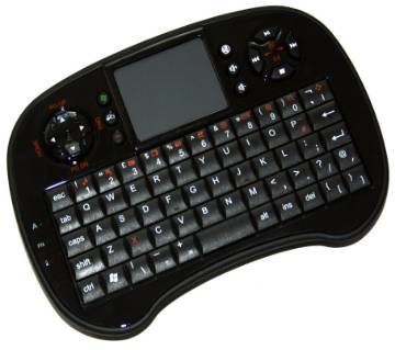 Mini Bluetooth Keyboard in BD With Touch Pad