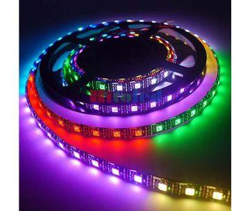 RGB ড্রিম কালার IC LED স্ট্রিপ (৫ মিটার)